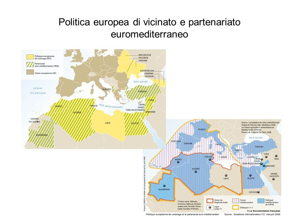 LUnione per il Mediterraneo (2009)