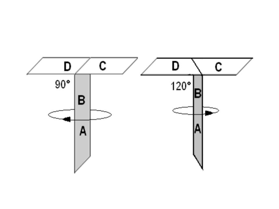 Gli atomi di carbonio sono numerati da 1 a 16.