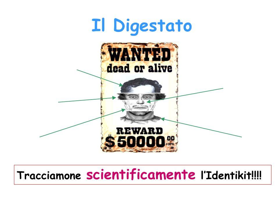 Tracciamone scientificamente lIdentikit!!!! Il Digestato