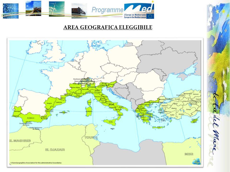 AREA GEOGRAFICA ELEGGIBILE
