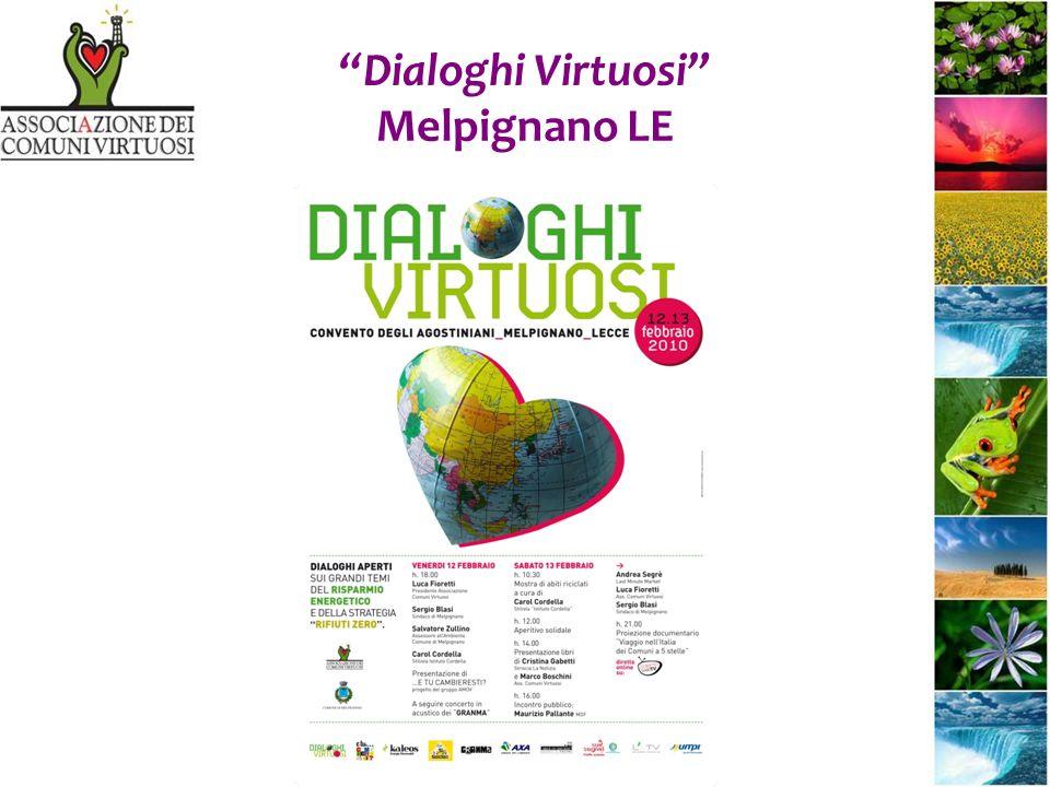 Dialoghi Virtuosi Melpignano LE