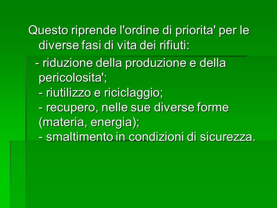 L attivita del Sistema CONAI-Consorzi di Filiera per il riciclo e il recupero degli imballaggi primari, o comunque conferiti al servizio pubblico, ha nell Accordo Quadro ANCI/CONAI, stipulato appunto con l Associazione Nazionale dei Comuni Italiani (ANCI) e CONAI, il suo strumento principale.