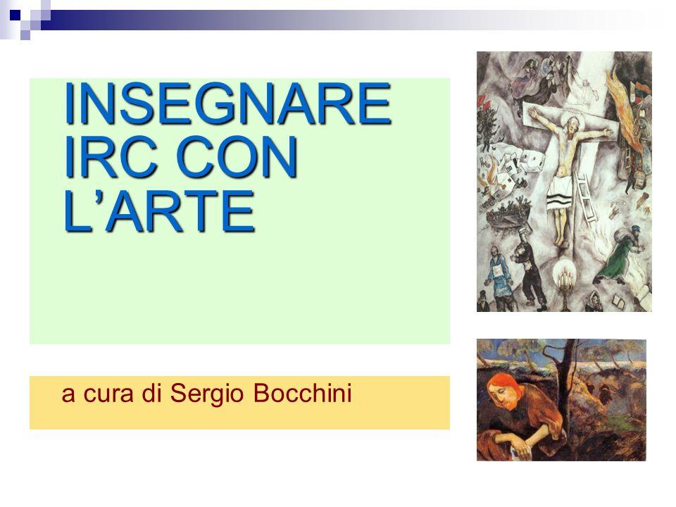 INSEGNARE IRC CON LARTE a cura di Sergio Bocchini
