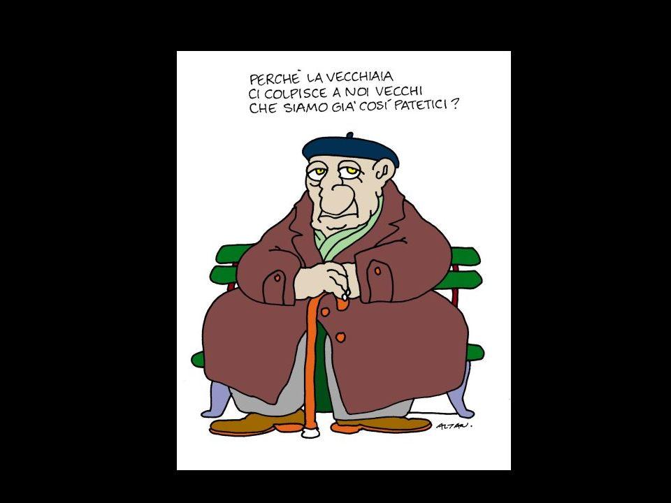 ANTICHI PRECETTI Già nel mondo culturale classico vi erano opinioni disacordanti sul tema della vecchiaia.