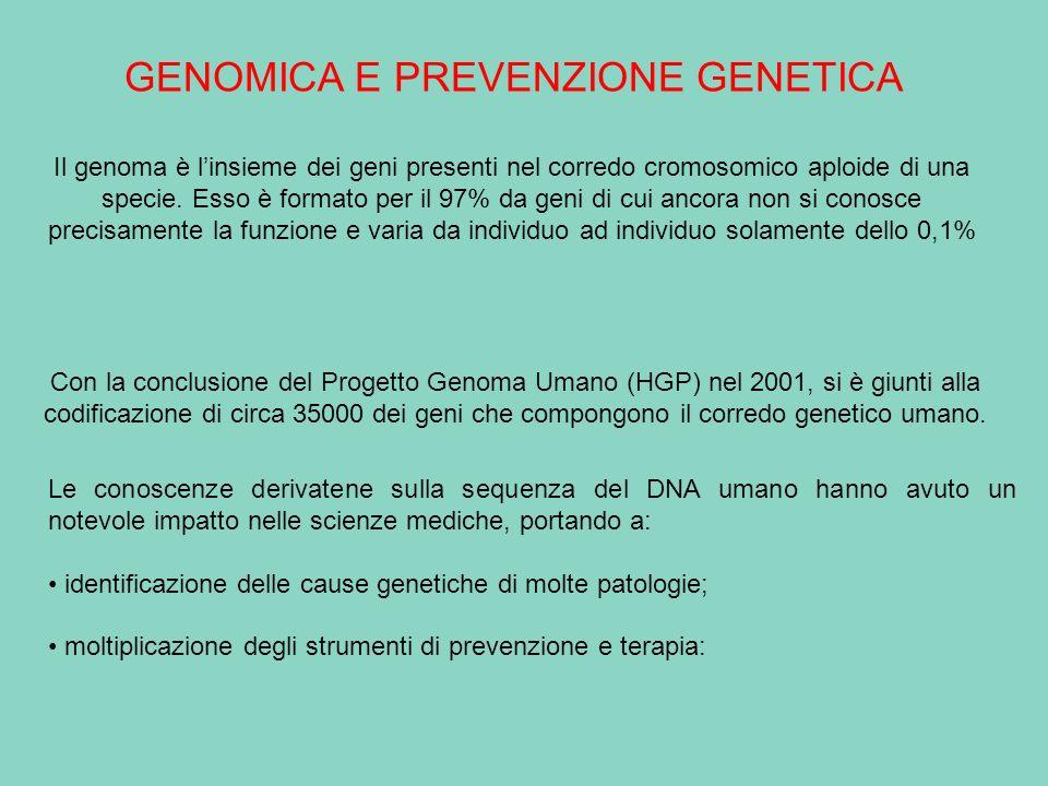 Le conoscenze derivatene sulla sequenza del DNA umano hanno avuto un notevole impatto nelle scienze mediche, portando a: identificazione delle cause g