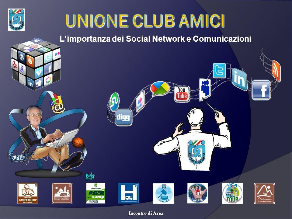 Limportanza dei Social Network e Comunicazioni Incontro di Area
