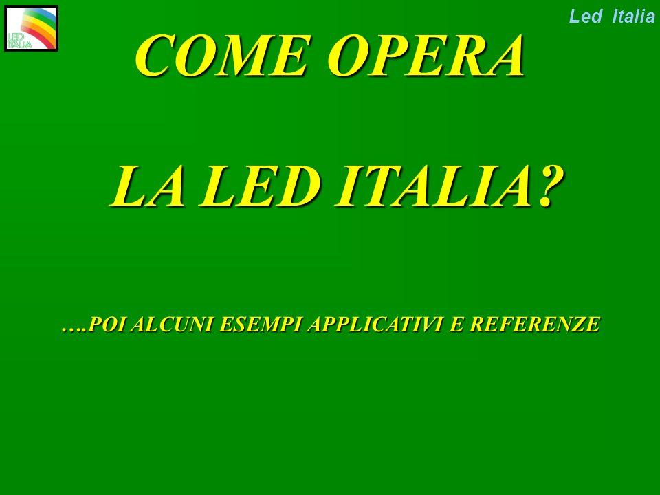 Led Italia La RICOMPRESSIONE MECCANICA PRO (rispetto a pompa di calore): - Minori costi energetici.