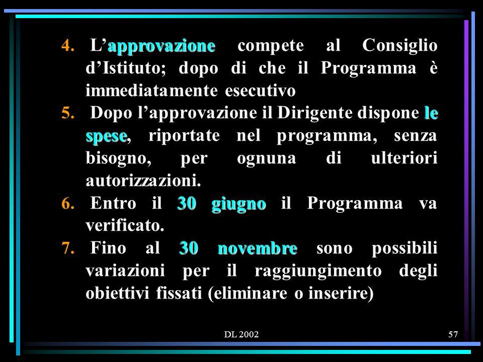DL 200257 approvazione 4.