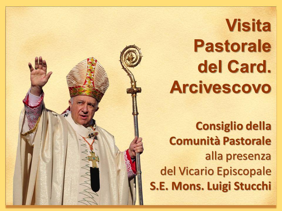Visita Pastorale del Card.