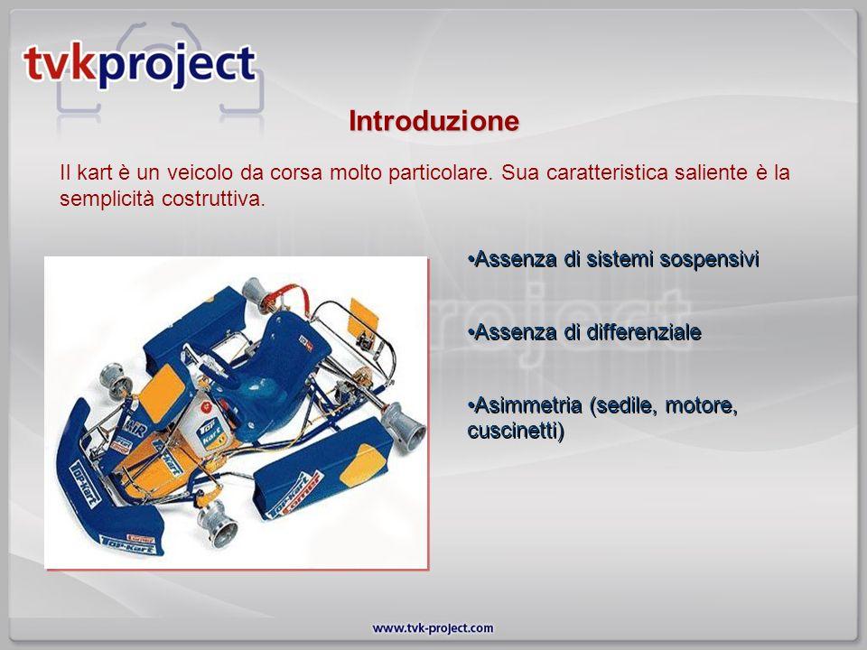 Introduzione Assenza di sistemi sospensivi Assenza di differenziale Asimmetria (sedile, motore, cuscinetti) Assenza di sistemi sospensivi Assenza di d