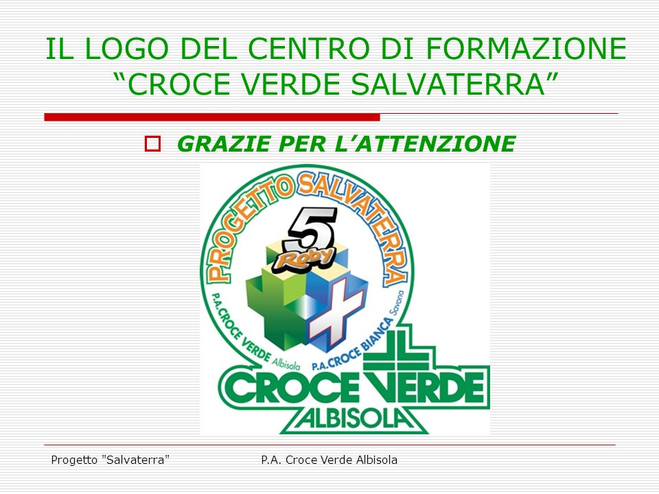 Progetto Salvaterra P.A.