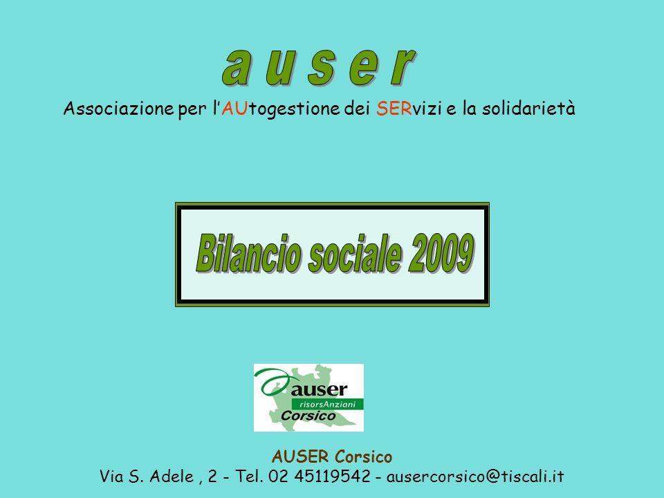 Associazione per lAUtogestione dei SERvizi e la solidarietà AUSER Corsico Via S.