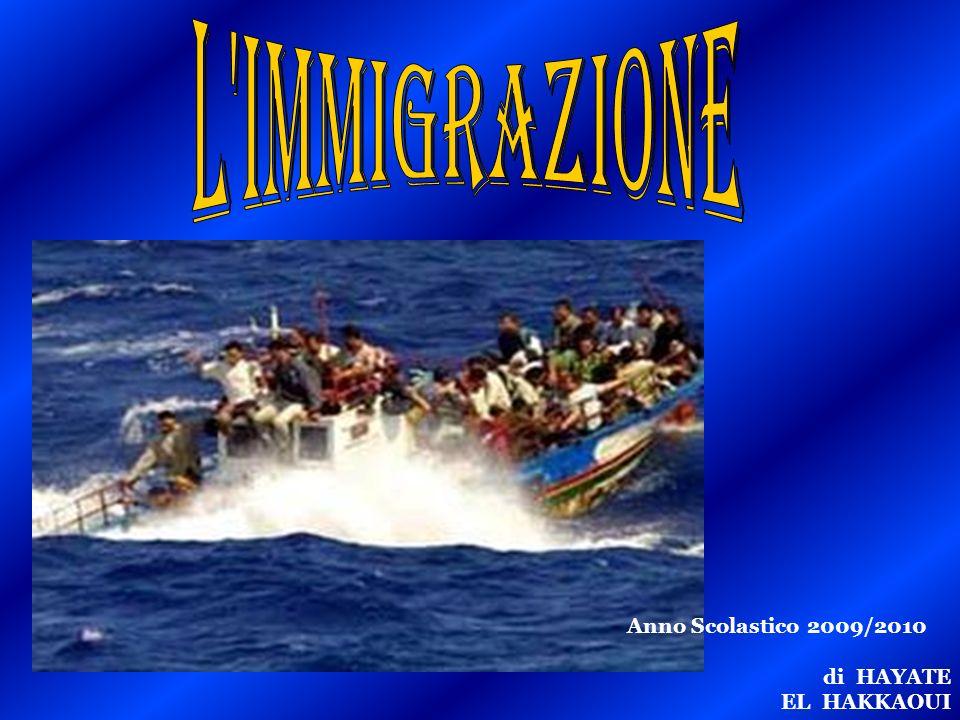 Le fasi della migrazione Dai primi anni dell ottocento sono cominciate le emigrazioni dovute a cause economiche e sociali e fino ai giorni nostri questo fenomeno e sempre più presente con un notevole numero di emigrati e immigrati