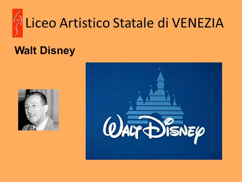 Liceo Artistico Statale di VENEZIA Walt Disney