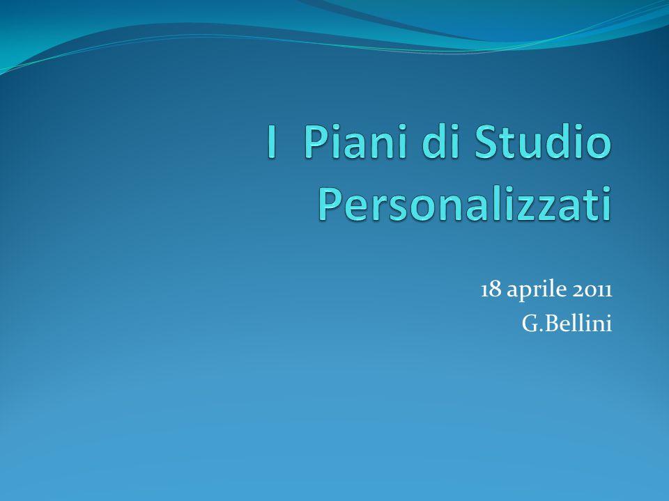 18 aprile 2011 G.Bellini