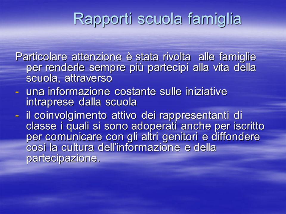 Ho sensibilizzato i genitori a partecipare al convegno sul tema degli abusi,tenutosi a scuola e promosso dal MOIGE in data 17/05/2010 col progetto MISSIONE: INFANZIA SICURA.