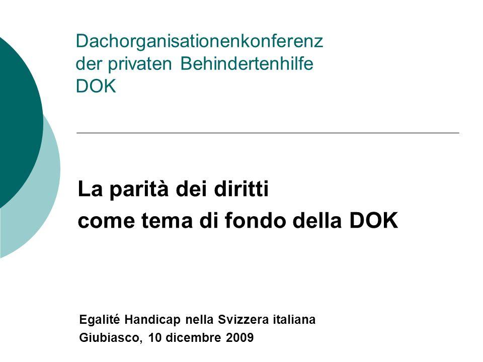 DOK - Conferenza 14 membri - due assemblee plenarie annuali DOK - direttorio Th.