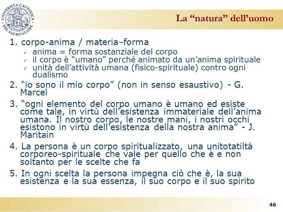 46 La natura delluomo 1.