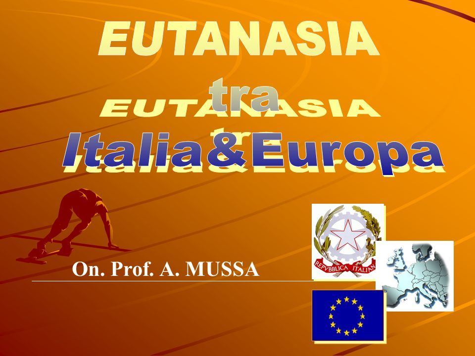 On. Prof. A. MUSSA