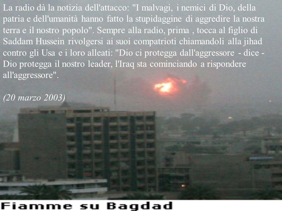 MAPPA ATTACCO Invasione di terra dal Kuwait Mezzi corazzati Bradley, elicotteri Apache e soldati verso il nord dell Iraq.
