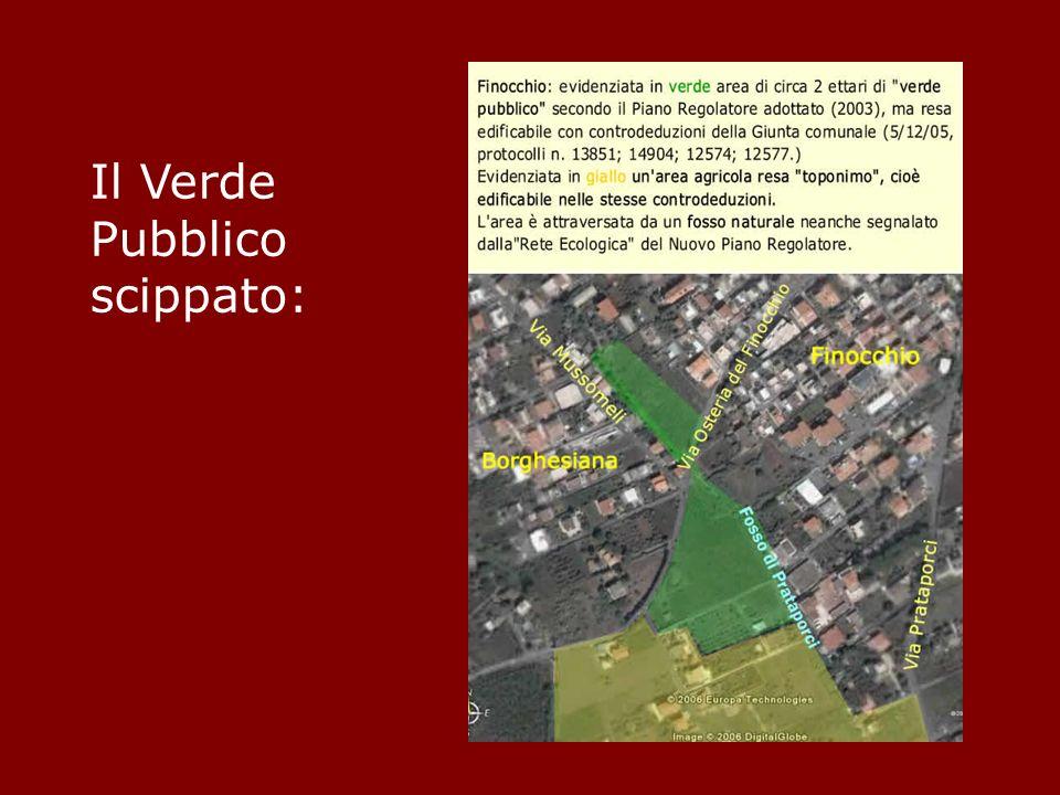 SE I DIRITTI DIVENTANO SOGNI… Sabato 20 maggio 2006 i bambini di Finocchio sono scesi in piazza con insegnanti e genitori per denunciare lassenza di spazi verdi nel loro quartiere: hanno esposto 300 disegni e lettere.