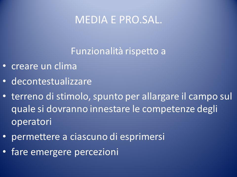 MEDIA E PRO.SAL.