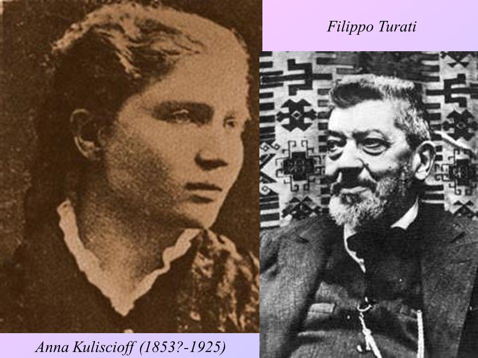 77 Anna Kuliscioff (1853?-1925) Filippo Turati