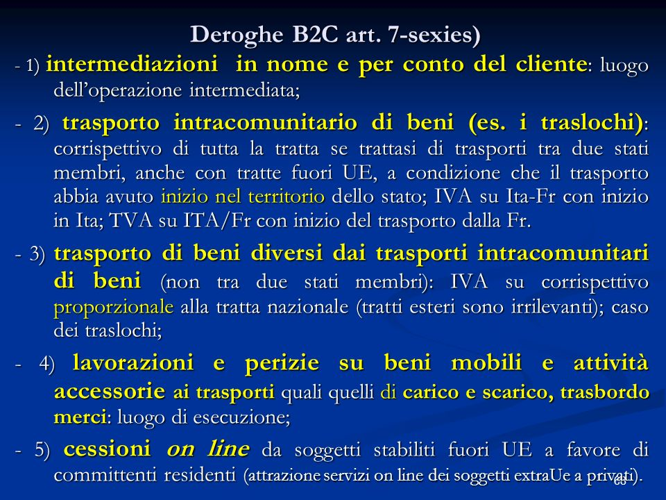 68 Deroghe B2C art.