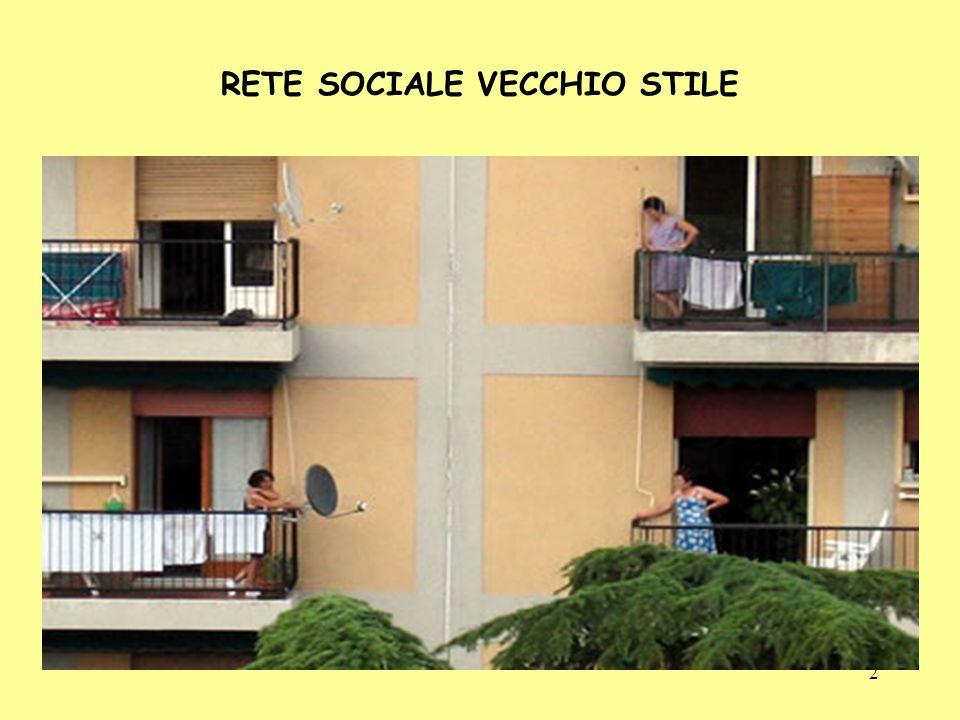 2 RETE SOCIALE VECCHIO STILE