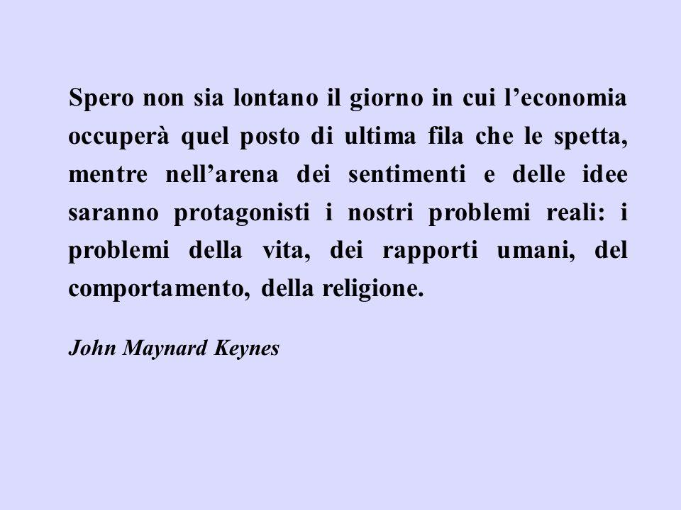 Le crisi attuali, la bioeconomia e letica Roberto Burlando Dipartimento di Economia, Facoltà di Scienze Politiche, Torino