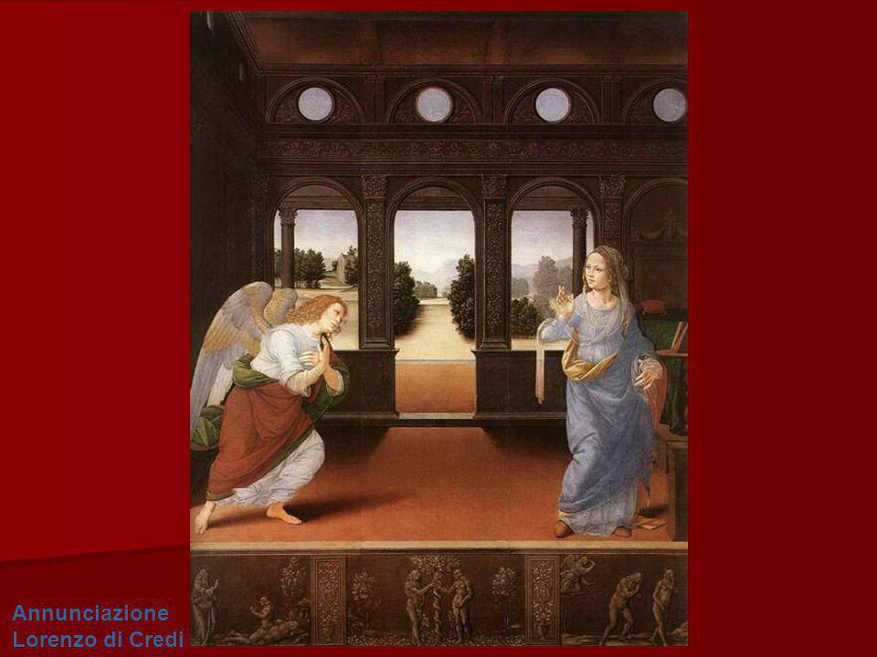 Annunciazione Carpaccio