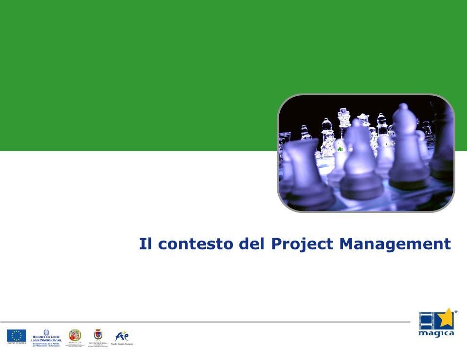 Europrogettazione 2007 - 2013 - 3 - Cosè un progetto.
