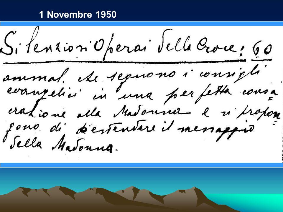 1 Novembre 1950