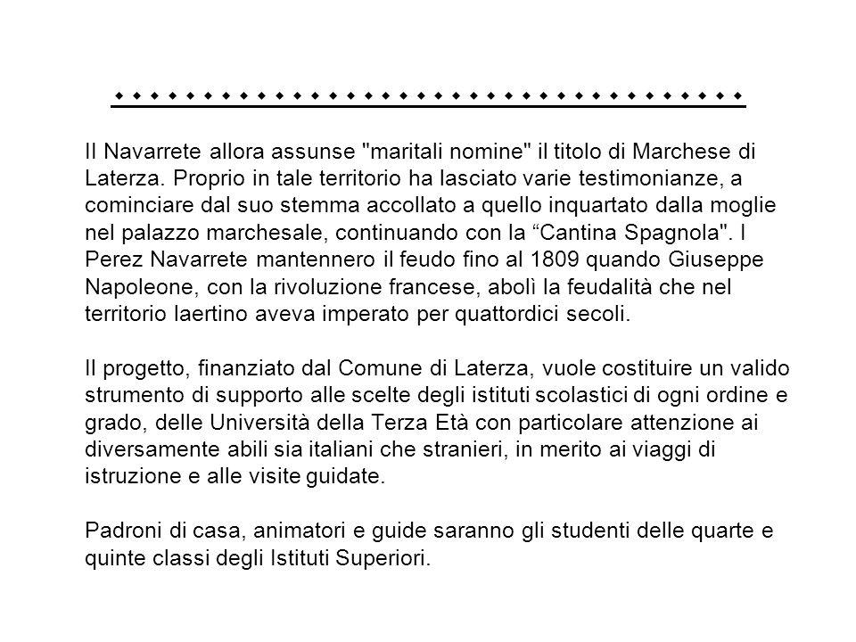 Per informazioni : Liceo Scientifico G.B.VICO c.da Cicivizzo ss.580 74014 LATERZA (TA) TEL.