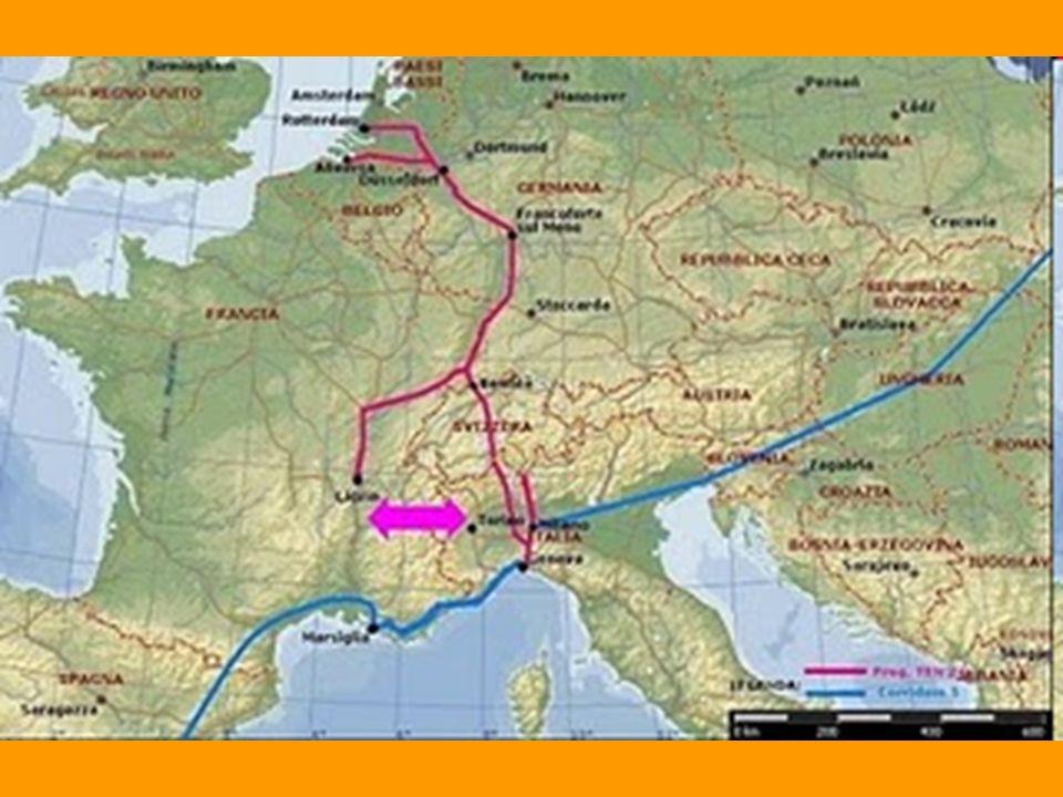 RAGIONE STORICA La Val di Susa - sostengono gli abitanti – ha già dato un ampio contributo, con lautostrada, il traforo del Frejus, due strade statali e una linea ferroviaria.