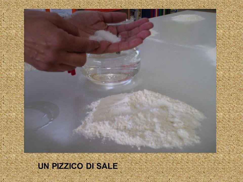 UN PIZZICO DI SALE