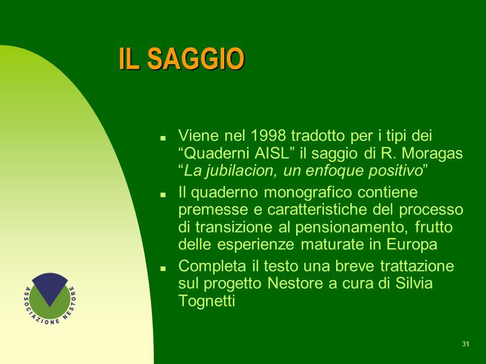 n Una prima edizione si tiene a Milano nel 1998 per pensionandi e neopensionati, che vengono coinvolti attraverso lHumaniter e il passaparola n Una se