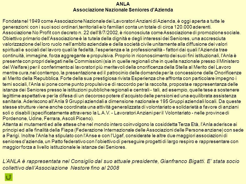 80 AISO Nasce nel 1988 e aggrega le principali Società, ora Agenzie per il Lavoro secondo la tipologia d) del DL 276/03 Legge Biagi. Queste Società sv