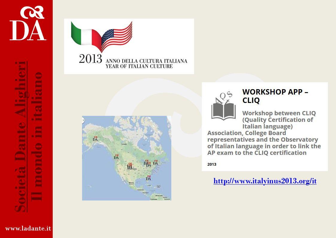www.ladante.it Società Dante Alighieri Il mondo in italiano I Parchi letterari