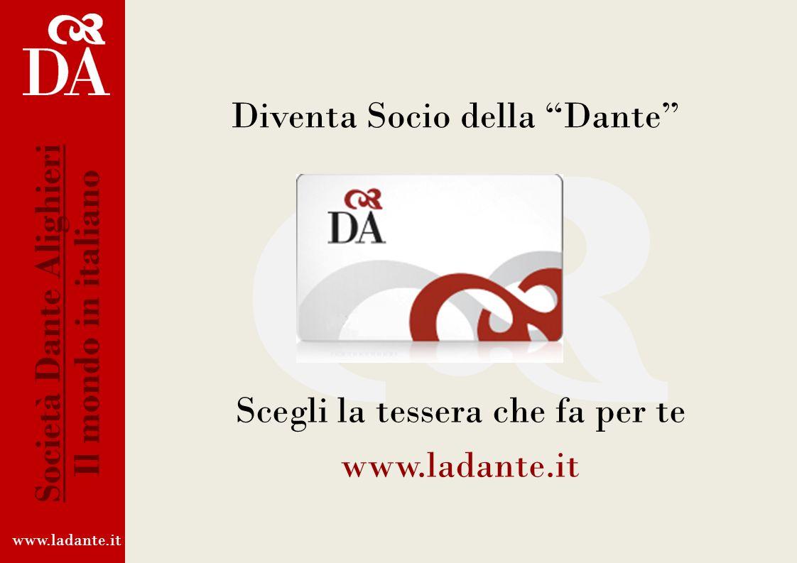 www.ladante.it Società Dante Alighieri Il mondo in italiano LA SOCIETÀ DANTE ALIGHIERI RICEVUTA AL QUIRINALE DAL PRESIDENTE GIORGIO NAPOLITANO Il Pres
