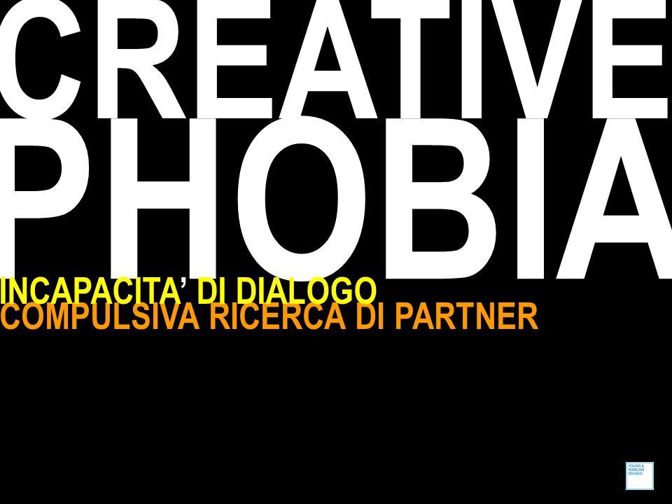 CREATIVE PHOBIA COMPULSIVA RICERCA DI PARTNER INCAPACITA DI DIALOGO