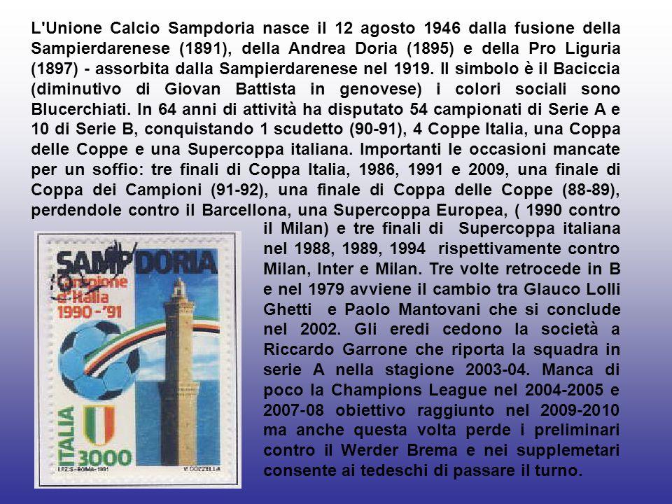 Nel 1990 con lallenatore Alberto Bigon, il club partenopeo conquistò il secondo scudetto (puntualmente commemorato dalle Poste Italiane) cui fece segu
