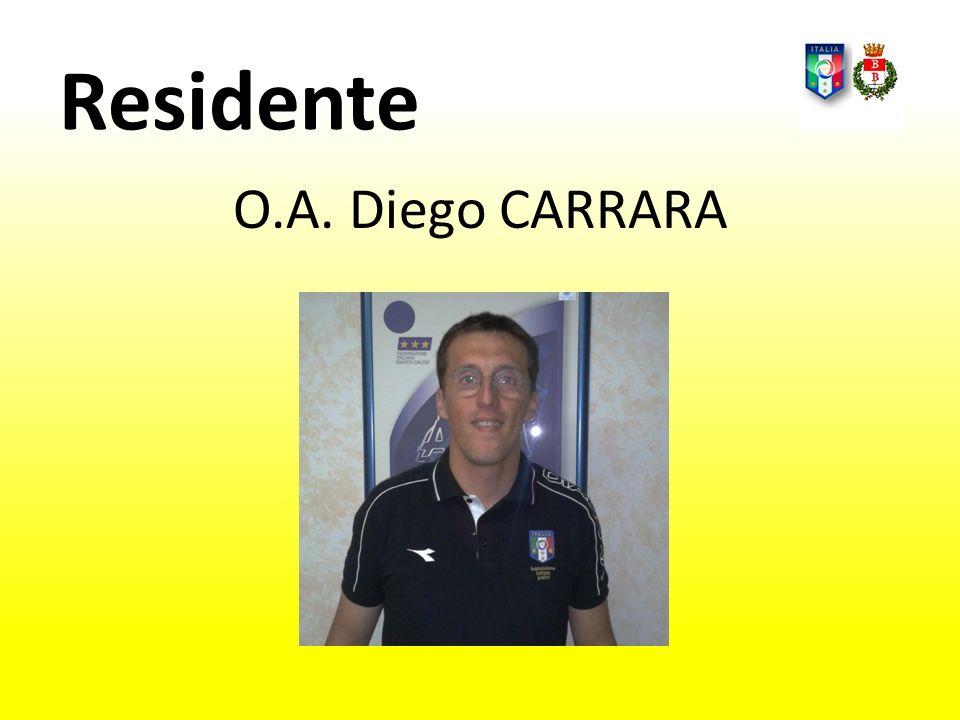O.A. Diego CARRARA Residente