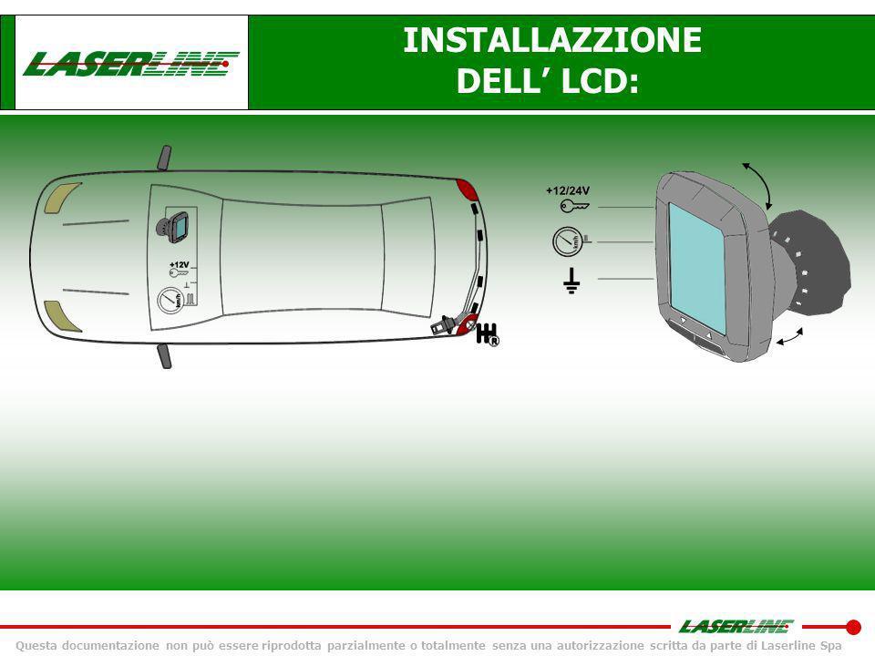 Questa documentazione non può essere riprodotta parzialmente o totalmente senza una autorizzazione scritta da parte di Laserline Spa Qualità & Omologazioni: ISO 9001: 2000 TUV SUD Test Report: 2006/96/EC