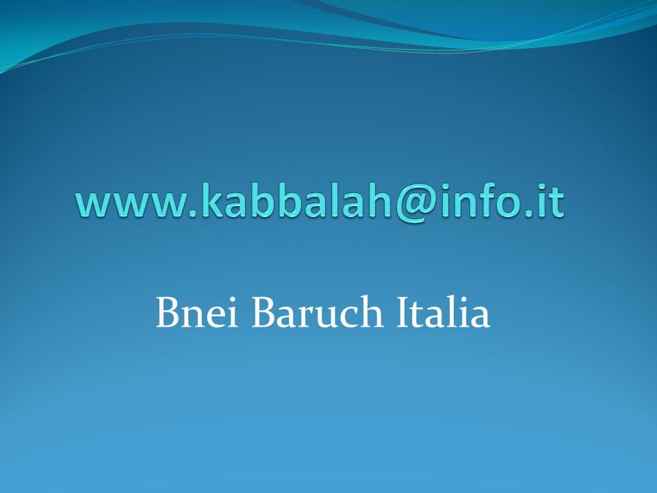 Bnei Baruch Italia