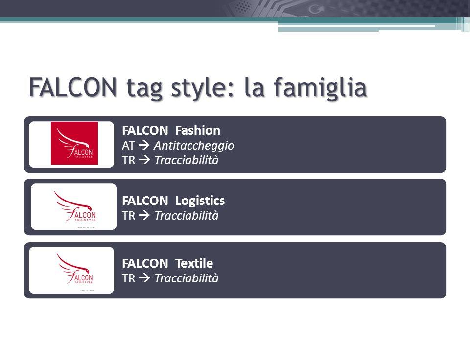 FALCON Logistics: vantaggi Lettura a distanza.