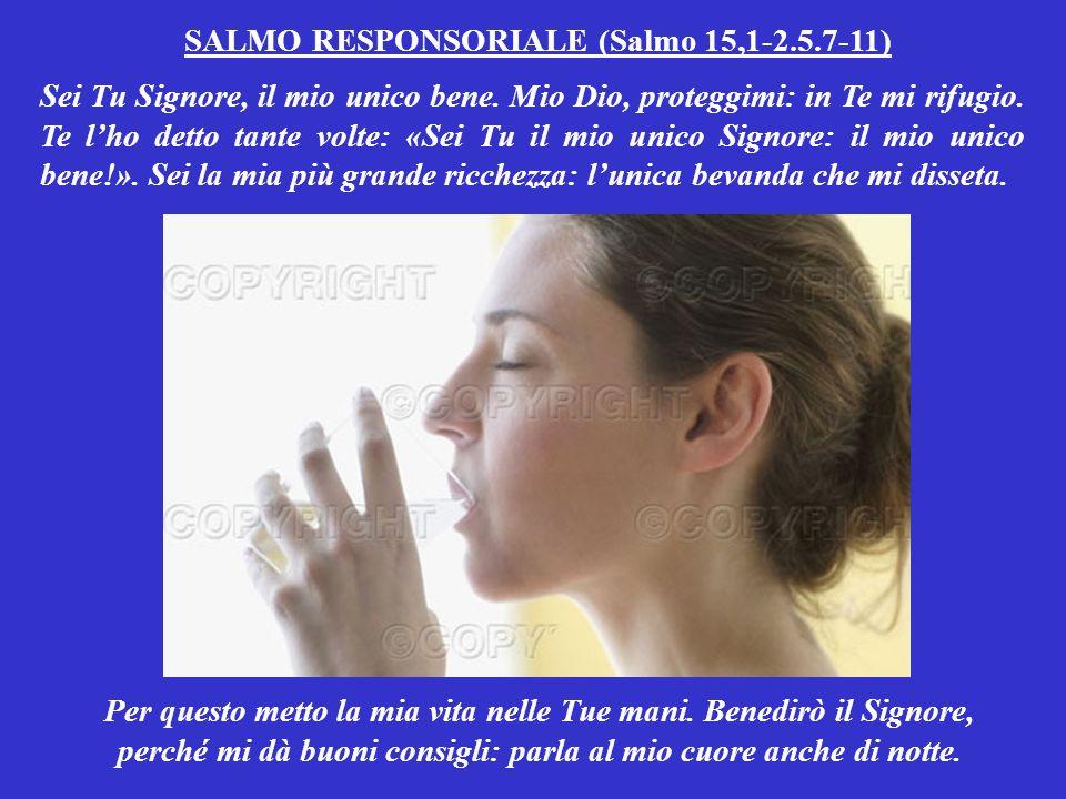 Allora lasciò i buoi e disse al profeta Elìa: Fammi solo dare un bacio ai miei genitori: e poi verrò con te!.