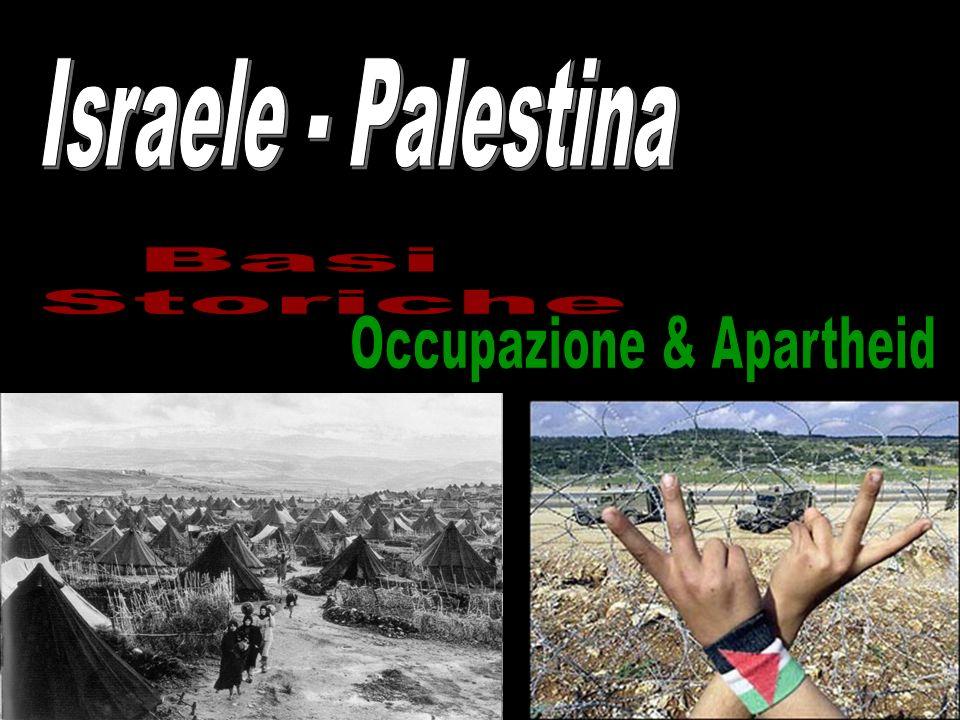 Per quasi 2000 anni, Palestina – Israele è stata la casa per gli Arabi – cosiddetti Palestinesi e anche di popolazioni più piccole come Drusi, Cristiani ed Ebrei.