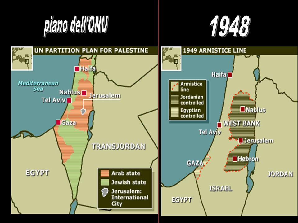 Dopo aver invaso lEgitto già dal 1956, Israele attacca Egitto, Siria e Giordania nel giugno del 1967 un debito per il blocco sul mare da parte dellEgitto.