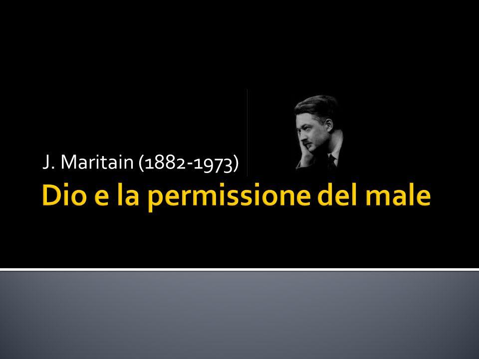 J. Maritain (1882-1973)